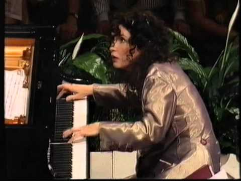 Poulenc (1 of 2) Two Piano Concerto BBC Proms 1995 Labeque Sisters