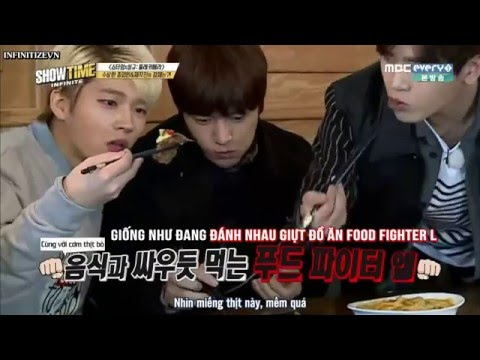 [INFINITIZEVN][Vietsub] 151231 INFINITE Showtime Ep 4