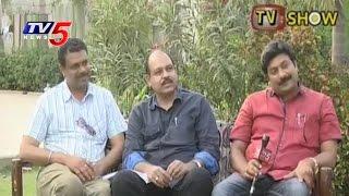 Kumkuma Puvvu Serial Team Exclusive Interview   TV Show