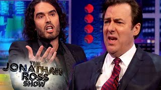 Russell Brand's Views On Jeremy Clarkson
