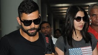 Virat Kohli And Anushka Sharma in South Africa