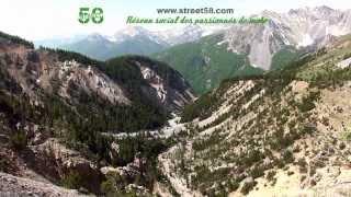 Roadbook moto Hautes Alpes : Le Col d'Izoard