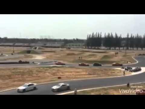 Anh em thử đường tại đường đua Happy Land Circuit Viet Nam   DragRace.VN