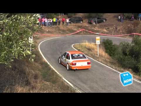 Rally Sierra Morena 2013