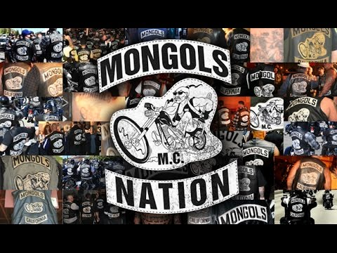 MONGOLS M.C. - CALIFORNIA