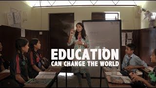 Teach for Nepal | Sadhana Shrestha
