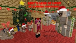 Amy's Land Of Love! Ep.20 Merry Christmas!