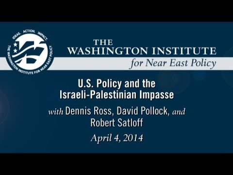 U.S. Policy and the Israeli-Palestinian Impass