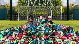 $100,000 BOOT COLLECTION | F2FREESTYLERS FULL COLLECTION REVEALED 🔥😱