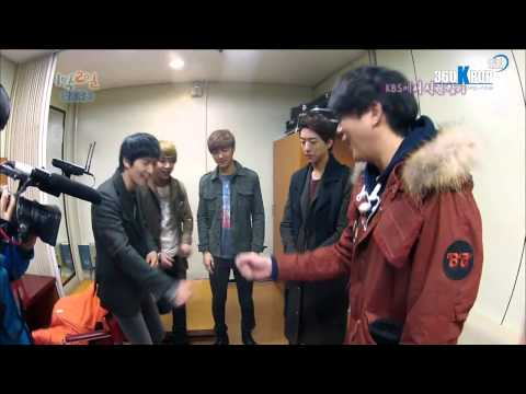 [Vietsub]1 night 2 days (130224) - CNBlue cut {BOICE Team}