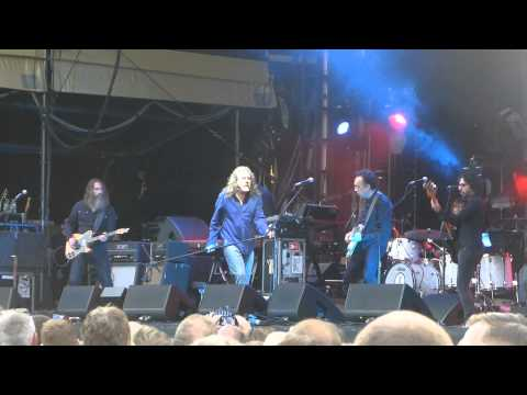 Robert Plant - Turn it Up @ Berlin 2014