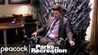 Parks and Recreation - Anniversary Gift Exchange (Episode Highlight)