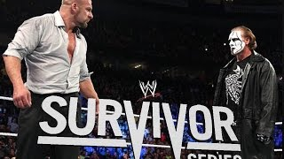WWE Survivor Series 2014 Review & Results: Sting Debuts