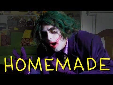 The Dark Knight - Joker's Pencil Trick - Homemade
