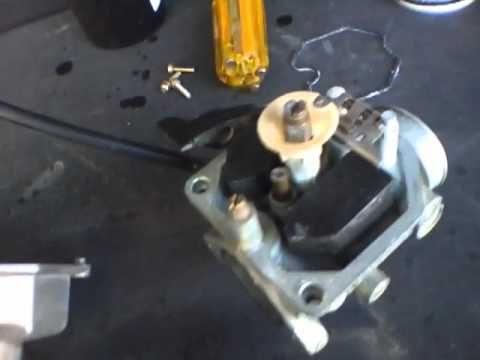 How To Clean A Dirt Bike Carb Youtube