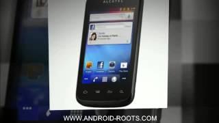How To Root Alcatel OT-983 Easy Rooting Alcatel OT-983
