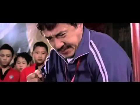 Đoạn kết bị cắt của phim cậu bé karate