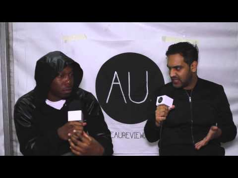 Interview: Dizzee Rascal at Groovin' The Moo (Maitland 2014)