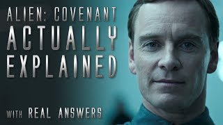 Alien Covenant Actually Explained (With Real Answers)
