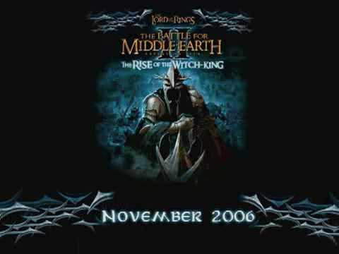 LOTR The Battle For Middle Earth 2 The Rise Of The Witch ...