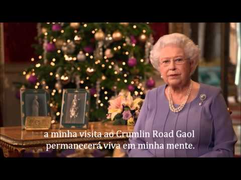 Rainha Elizabeth II - Mensagem de Natal de 2014