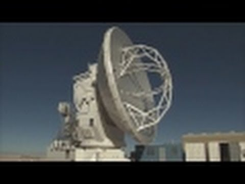 Star Space Observatory Telescopes: Ultra Modern Observatory Telescopes - Star Space - ESO 3