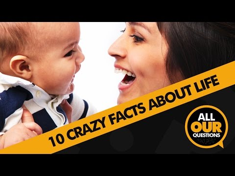 10 Facts About Life | Did You Know?