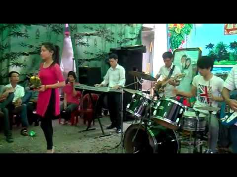 Mc đám cưới Tuấn Trang Nhạc Sống Quang Hưng Tàu Anh Qua Núi   YouTube