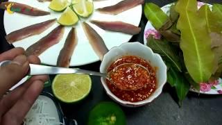 Hướng dẫn làm món gỏi cá trích chuẩn kiểu Phú Quốc