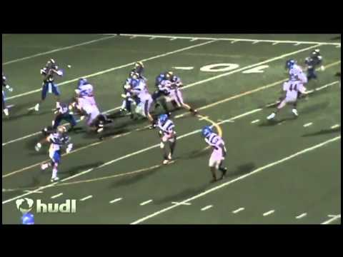 Aaron Johnson Senior Season Highlights (Update)