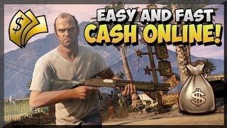 GTA 5 Online How To Make Money Fast In GTA 5 Online