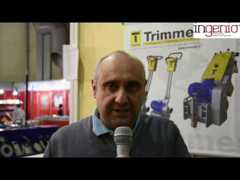 GEOFLUID 2016: Mauro Volpari, TRIMMER