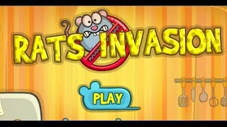 rats invasion walkthrough, games and icons