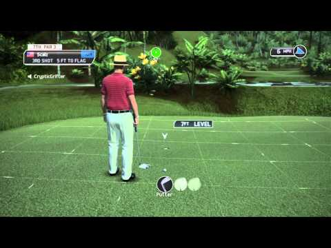 Tiger Woods 14 Part 80 - Match Play Vs. CrypticGrifter (timwilsonuk) at Predator