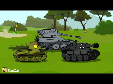 Tanktoon #65 - Vojensk� trik
