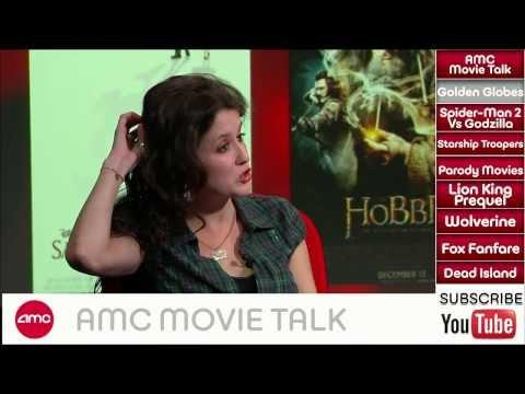AMC Movie Talk- Would Karl Urban Be A Good WOLVERINE? GOLDEN GLOBE Nominations.