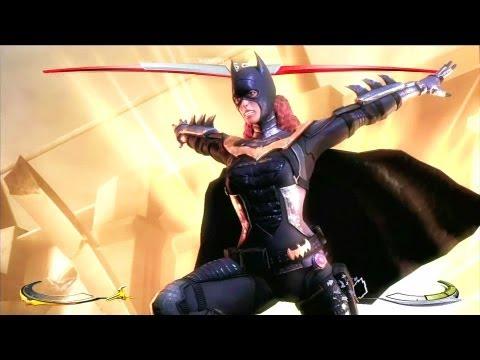 Super Poderes das DLC´s do Injustice: Lobo, Scorpion, Batgirl e Zod (1080p)
