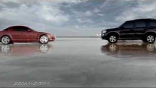 Mazda CX-7 Commercial   реклама Мазда