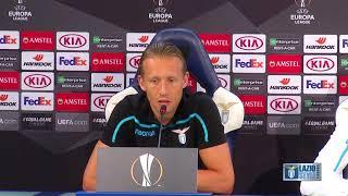 La conferenza stampa di mister Inzaghi alla vigilia di Lazio-Apollon Limassol