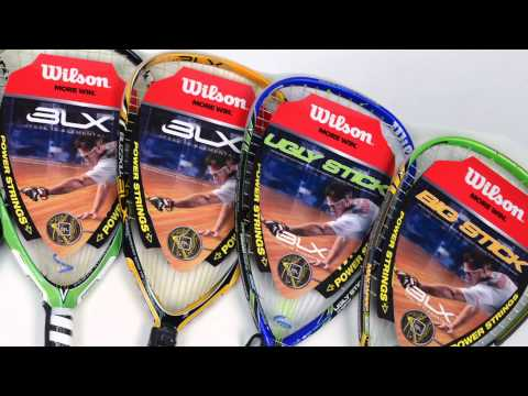 Wilson Racquetball Racquets on sale at Pacific Sports Warehouse