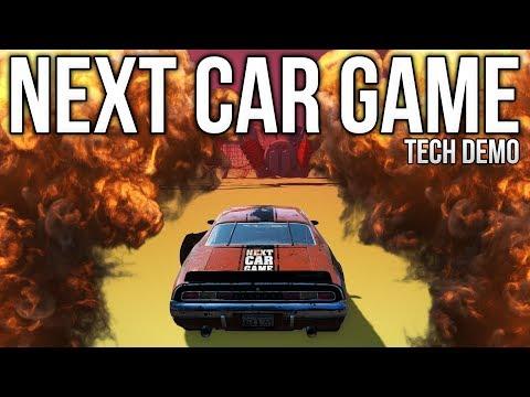 TOTALNY ROZPIER*OL (Next Car Game - Tech Demo)