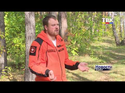 «Если поняли, что потерялись, остановитесь» – советует спасатель из «ЛизыАлерт» бердчанин Юрий Кокорин