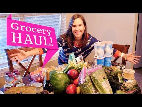Healthy & Organic Grocery Haul! 🍓🍆🍳