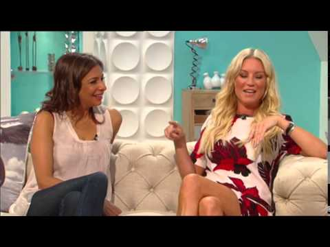 Denise Van Outen Interview