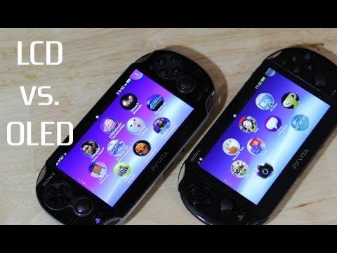 PS Vita vs PS Vita Slim