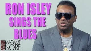 Ron Isley Talks New Music,  Helping Charlie Wilson Get His Start Again & More