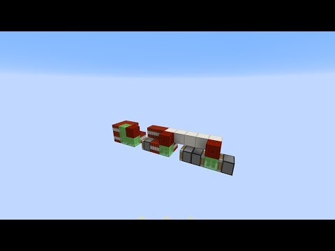 Minecraft: Tomahawk Cruise Missile (Survival) - TNT Missile + Tutorial