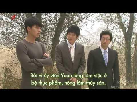 Phim Hàn Quốc Khu vườn bí mật - tập 4