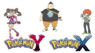 Pokemon X & Y Rival Battle Music (Full)
