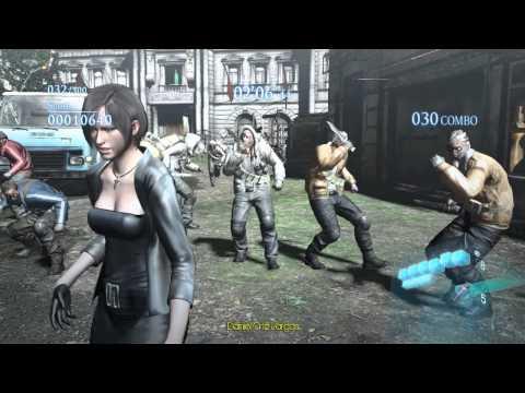 Resident evil 6 PC - Elegant Ada
